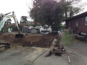 Plant Nursery demolished
